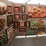 Edina Art Fair Booth 2010